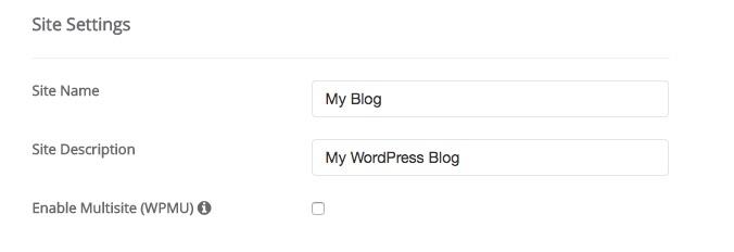 WordPress установка за 10 минут!